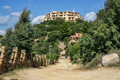 Torre delle Stelle, Sardinien