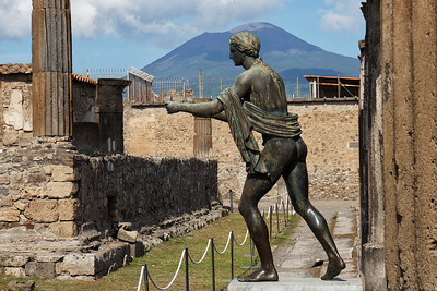 Appollo, Vesuv | Vesuvius, Pompeji 2014