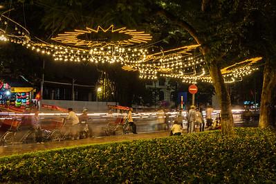 Hanoi lights