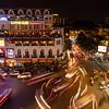 Hanoi Night Traffic