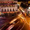 Waiting for Hanoi Traffic