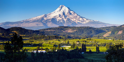 Mt. Hood, Hood River, Oregon