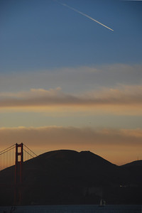 Golden Gate Bridge From Chrissy Field  (C) 2008 Brian Neal