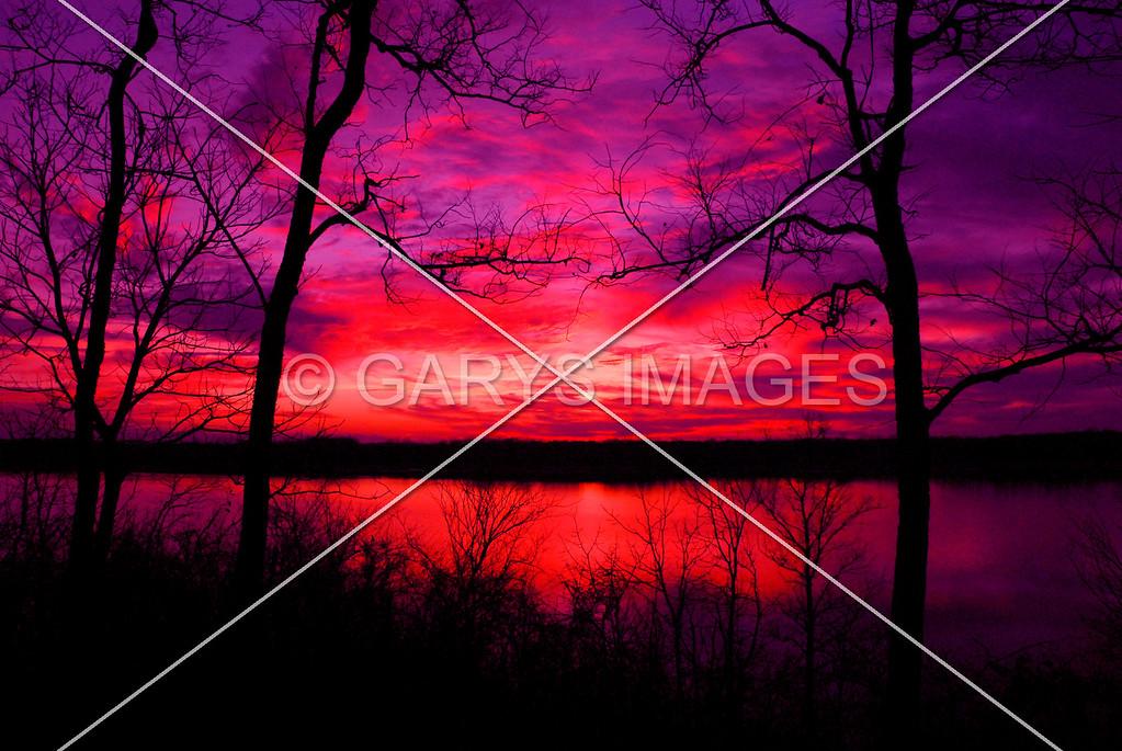 deercreek sunset