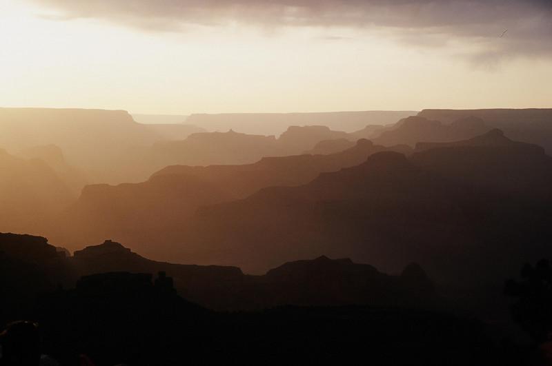 Grand Canyon NP-- South Rim  2007