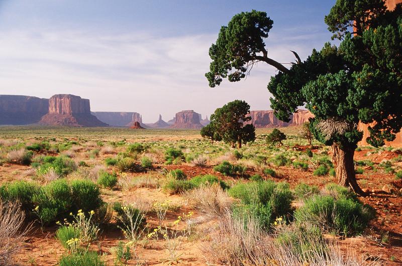 Monument Valley  Arizona  2007