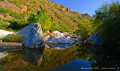 Sabino Reflections II
