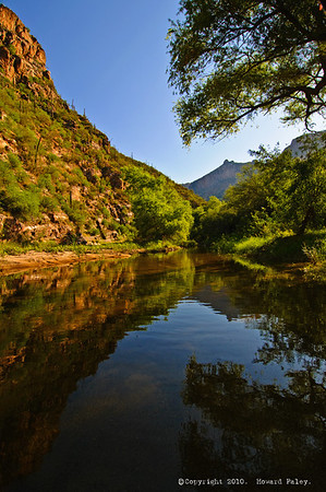 Sabino Reflections I