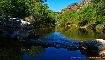 Sabino Reflections III