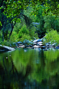 Sabino Reflections V