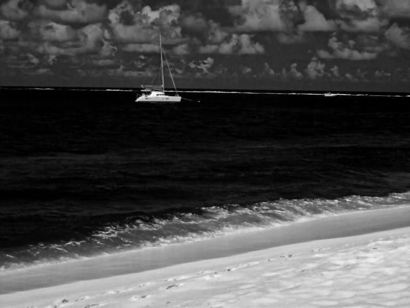 Caribbean sailing, fall, 2010