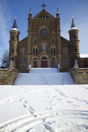 Saint Meinrad Winter 2013