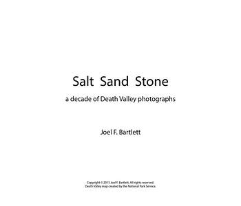 Salt  Sand  Stone