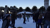 Video: Ice Skating at Justin Herman Plaza