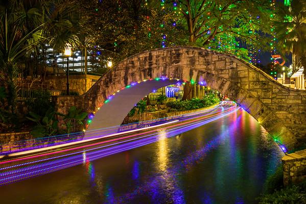 San Antonio Riverwalk Christmas.San Antonio Riverwalk River Walk Jharrison