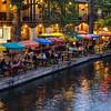 Riverwalk, San Antonio, TX, night shot.  Taken with a Nikon D600, f/13, 1.6 sec., ISO 640, Nikon 50mm f/1.8 lens with tripod.
