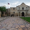 The Alamo, San Antonio, TX: Nikon D600, 28-300mm Lens @ 28mm, f/8, 1/160sec, ISO 200, and matrix metering.  Post processed using NIK Color Eflex Pro4's Dynamic Contrast Filter.