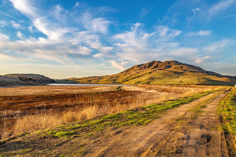 Paicines Reservoir