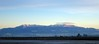 San Bernardino Mountains from Perris, early morning 7 Jan 2007