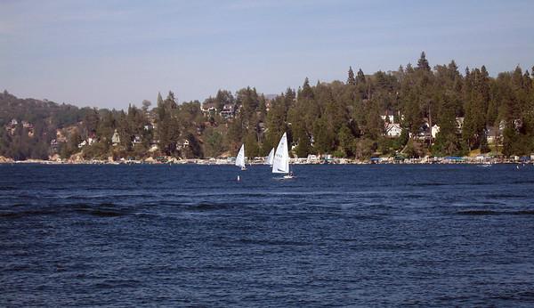 Lake Arrowhead, 1 July 2007