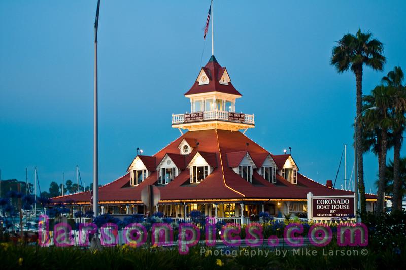 Coronado Boathouse Restaurant