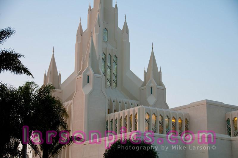 Mormon Temple, San Diego