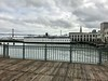 The Bay Ridge and the Ferry Building from Pier 7