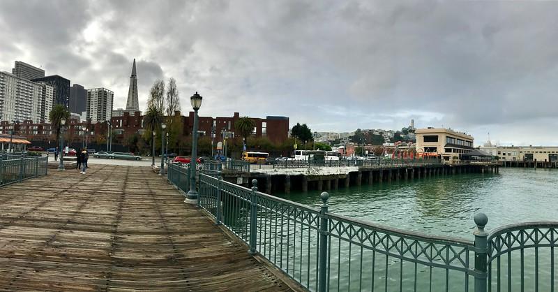 Pier 7 Panorama