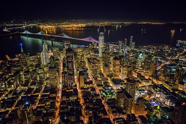 San-Francisco-Skyline-night-photography-