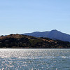 Mt. Tamalpais from San Francisco Bay, 30 Jun 2008.
