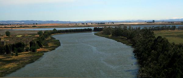 Napa River, 30 Jun 2008.