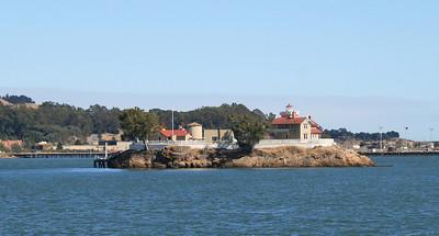East Brother Island Lighthouse. 30 Jun 2008.