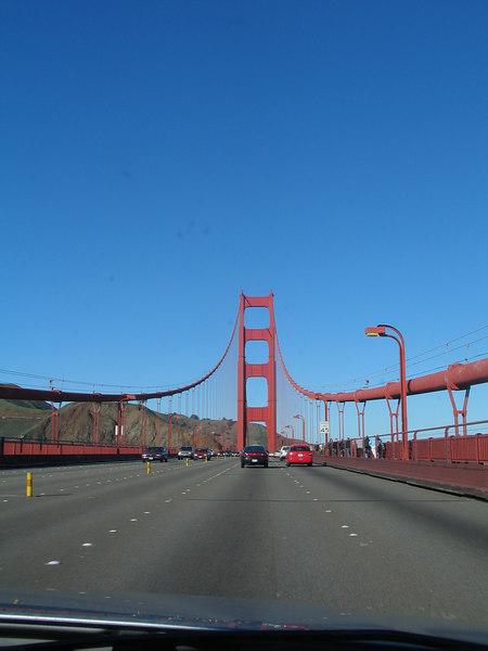 San Francisco Bay December 27 2006