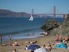 China Beach below Sea Cliff in San Francisco<br /> 18 China Beach 2013-09-07 at 15-18-00