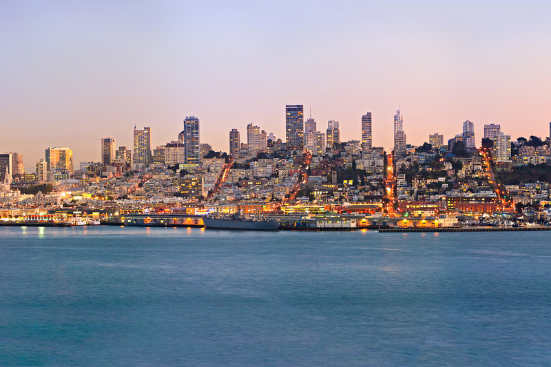 Middle-San-Francisco-Dusk-Panorama-1487-triptych