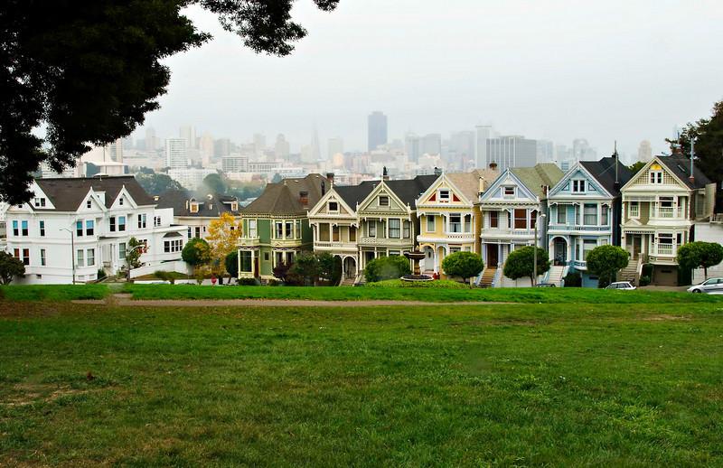 7 Painted Ladies San Francisco