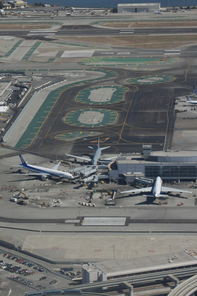 San Francisco International Airport<br /> 9/2009