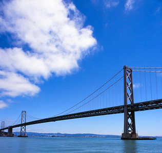 Spanning the Bay - © 2012 Brian Neal