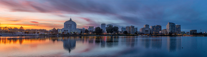"""Beautiful Lake Merritt"""