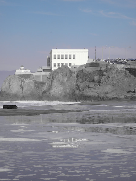 Cliff House, Ocean Beach, San Francisco, November 2008