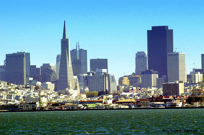 San Francisco view-