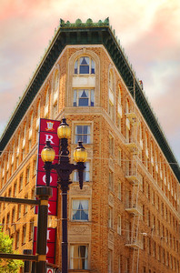 Flatiron Building, San Francisco