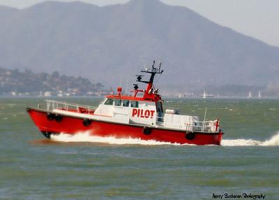Pilot Boat -  San Francisco