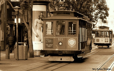 San Francisco- Trolly Car
