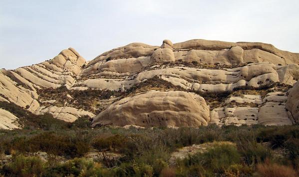 Mormon Rocks, Cajon Pass, California, 22 Nov 2006
