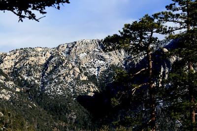 San Jacinto Mountains, Suicide Rock Trail 27 Nov 2010