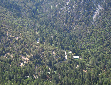 View of Humber Park from Suicide Rock, Idyllwild, CA, 23 Jun 2007