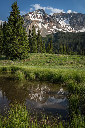 San Miguel Mountains, Uncompahgre National Forest, Colorado