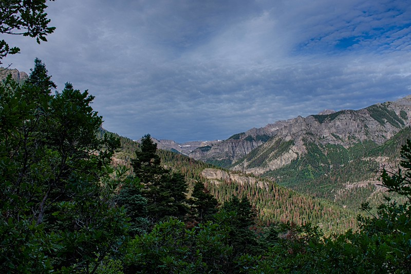 Another HDR view from campsite