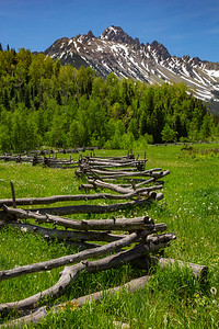 Mount Sneffels, Uncompahgre National Forest, Colorado